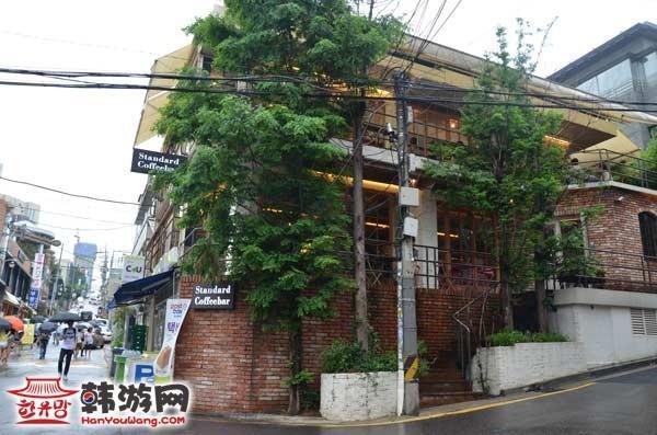 韩国复古庄园咖啡厅29