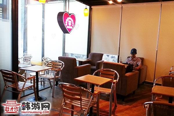 韩国SERENDIPITY COFFEE咖啡店12