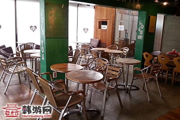韩国SERENDIPITY COFFEE咖啡店14