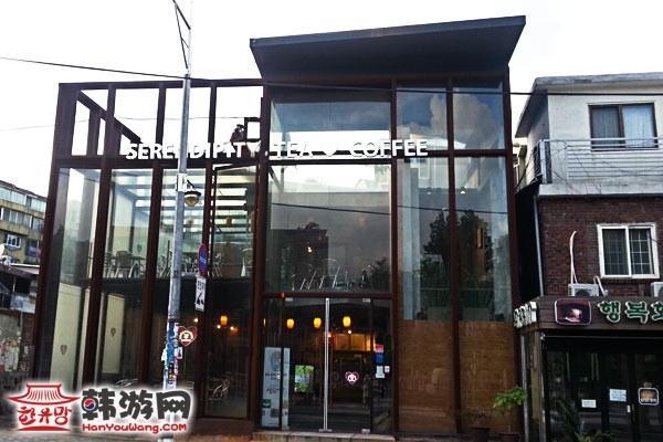 韩国SERENDIPITY COFFEE咖啡店23