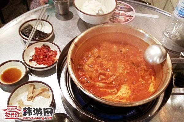 韩国猪肉泡菜汤17