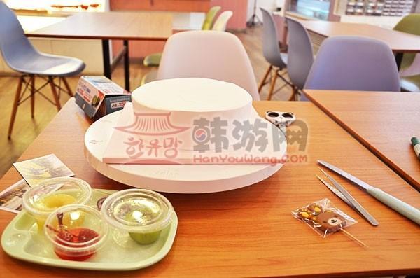 建大DIY蛋糕店Cake I Made_韩国美食_韩游网
