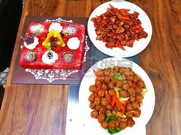 外大鸿门宴餐厅_韩国美食_韩游网