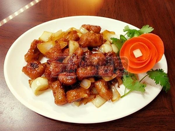 韩国鸿门宴中式餐厅12