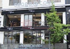 弘大Seoga Cook西餐连锁