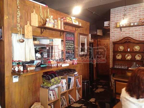 韩国Stephanie cafe咖啡厅12