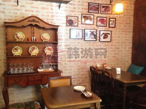 韩国Stephanie cafe咖啡厅13