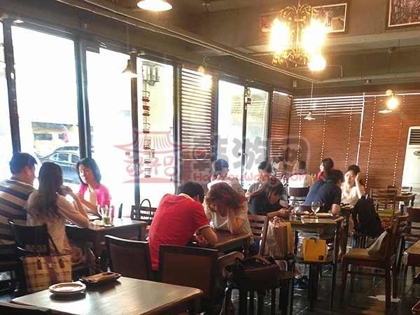 韩国Stephanie cafe咖啡厅14