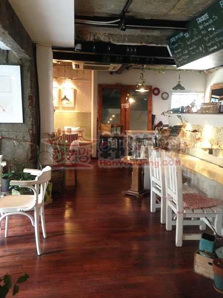 韩国2floor cafe咖啡店7