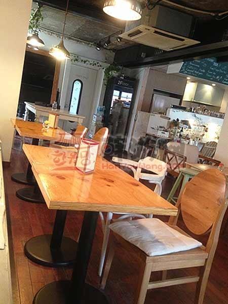 韩国2floor cafe咖啡店8