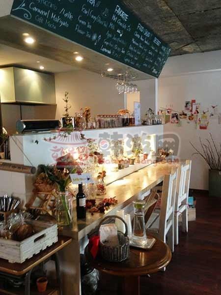 韩国2floor cafe咖啡店4