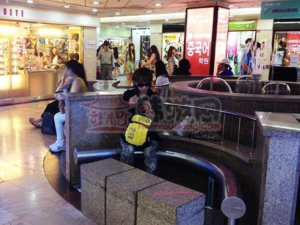 釜山西面地下商业街17