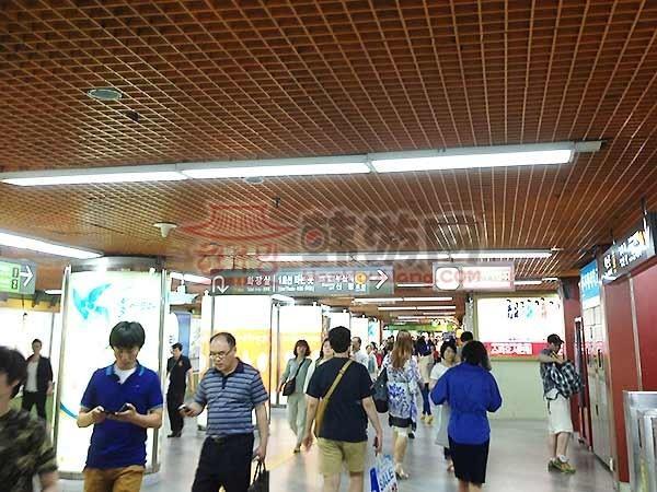 釜山西面地下商业街24