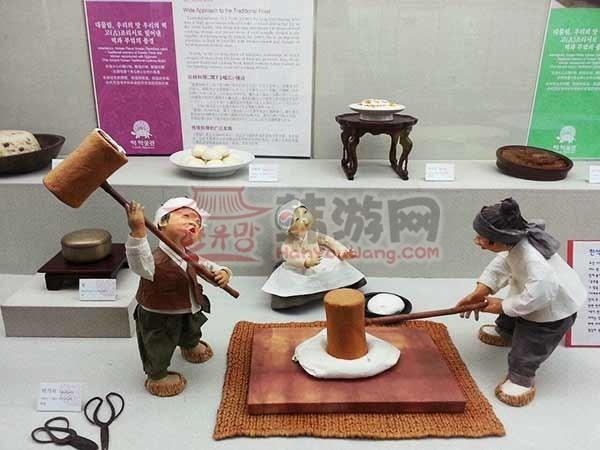 米糕博物馆_韩国景点_韩游网