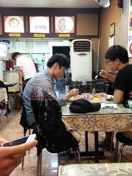 韩国炸猪排专卖店13