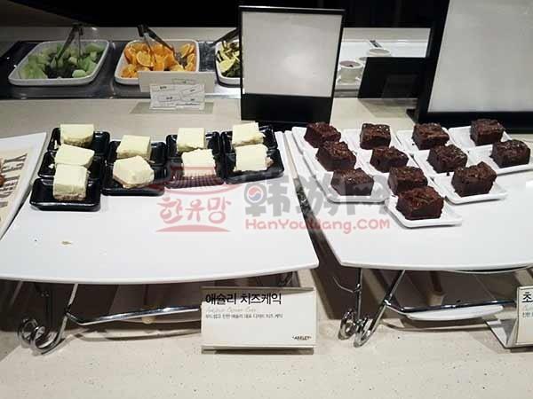 芝士蛋糕及巧克力布朗尼蛋糕14