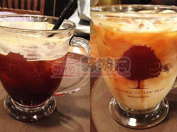 韩国Homeo cafe 古典家具咖啡店7