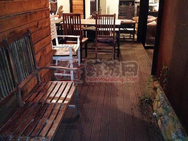 韩国Homeo cafe 古典家具咖啡店15