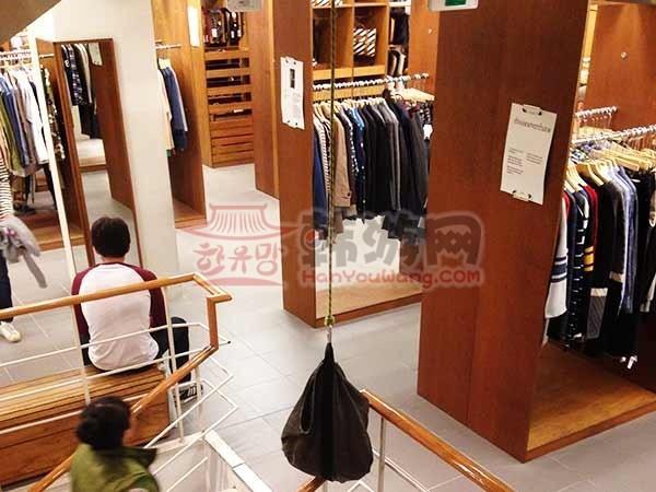韩国ALAND时尚店明洞总店6