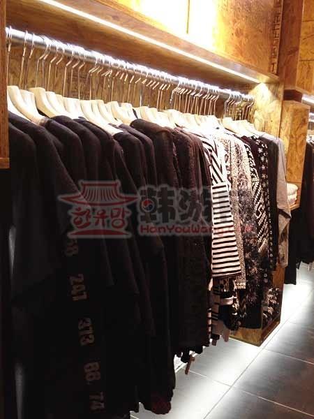 韩国ALAND时尚店明洞总店9