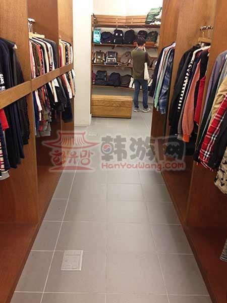 韩国ALAND时尚店明洞总店23