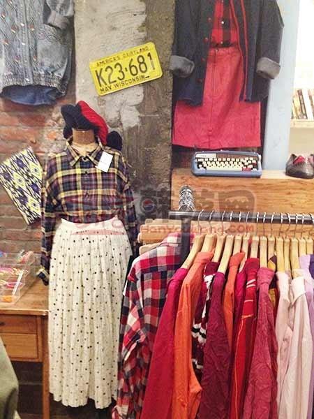 韩国ALAND时尚店明洞总店26
