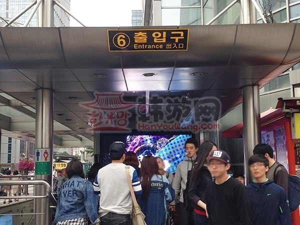 韩国ALAND时尚店明洞总店40