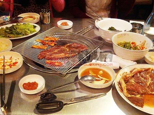韩国(豚牛)烤肉连锁店回基店5