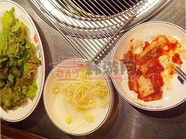 韩国(豚牛)烤肉连锁店回基店10