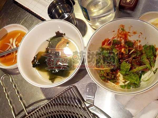 韩国(豚牛)烤肉连锁店回基店11
