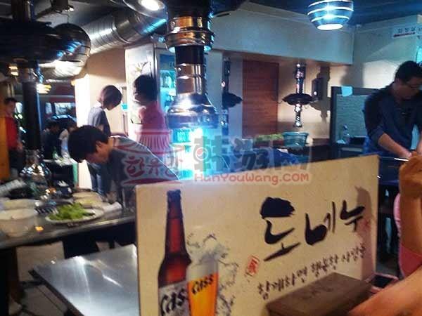 韩国(豚牛)烤肉连锁店回基店12