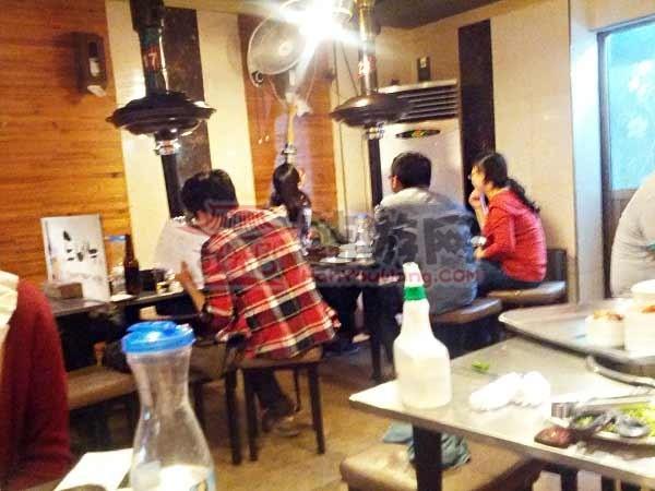韩国(豚牛)烤肉连锁店回基店13