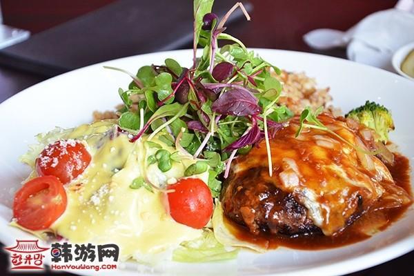 韩国IL Mazzio西餐连锁建大店7