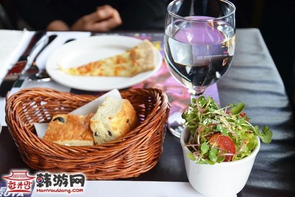 韩国IL Mazzio西餐连锁建大店9