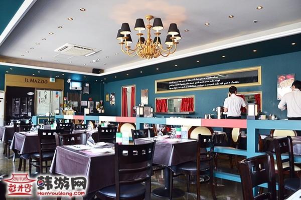 韩国IL Mazzio西餐连锁建大店11