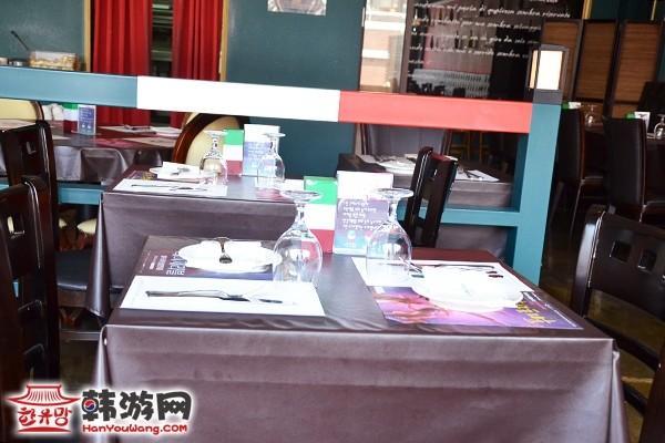 韩国IL Mazzio西餐连锁建大店14