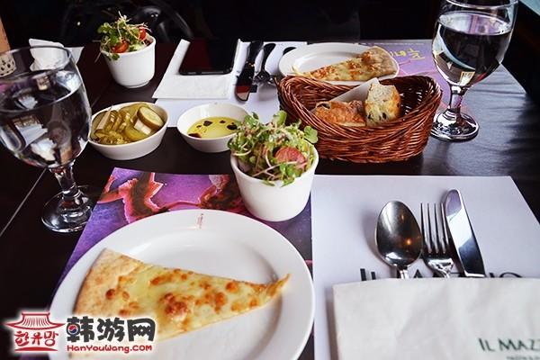 韩国IL Mazzio西餐连锁建大店15