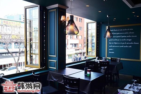 韩国IL Mazzio西餐连锁建大店16