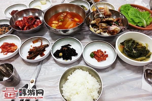 韩国丽水金牛食堂9