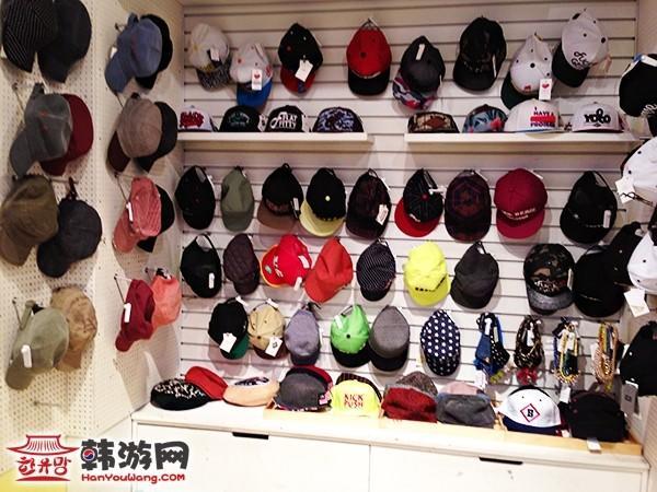 韩国spicy color 潮流服装店4