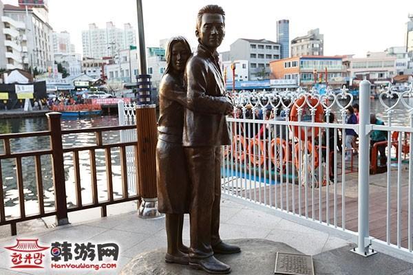 韩国《蓝色生死恋》拍摄地Abai村9