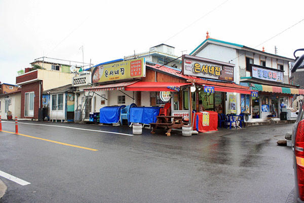 韩国《蓝色生死恋》拍摄地Abai村10