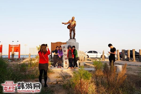 韩国《蓝色生死恋》拍摄地Abai村5