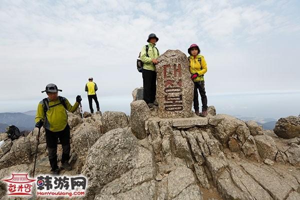 韩国雪岳山12