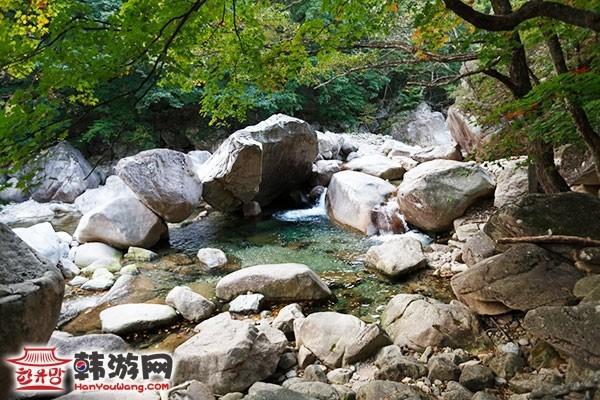 韩国雪岳山15