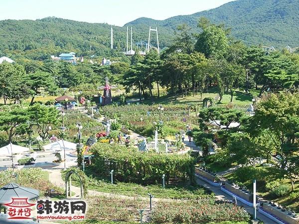韩国首尔大公园15