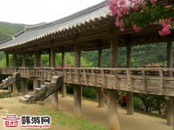 韩国庆尚北道安东河回村11