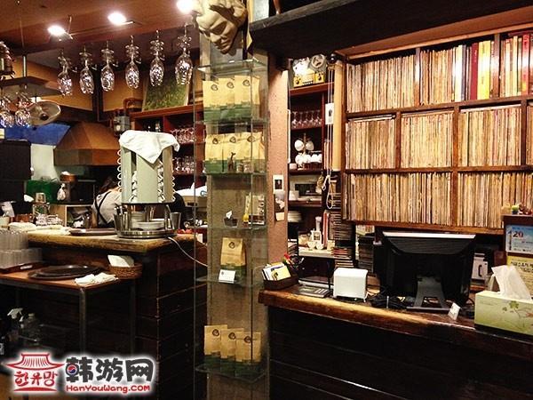 韩国首尔学林茶馆7