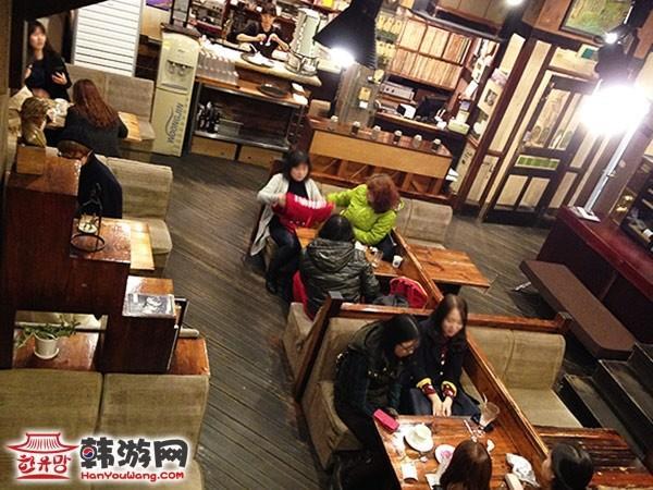 韩国首尔学林茶馆10