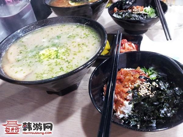 韩国日式拉面专门店(中央大店)6